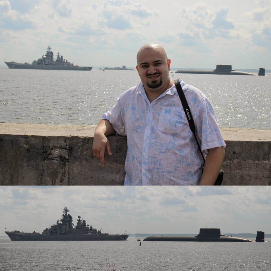 С Днём ВМФ России 2017 год